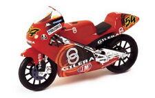 1:24 Gilera RS125 Poggiali MotoGP 125 2001 1/24 • IXO RAB021