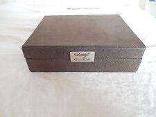 Davidoff good life box, trinket, jewelry, linen box