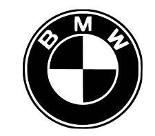 BMW emblem vinyl car Decal / Sticker