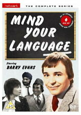Mind Your Language - Series 1-3 - Complete [New DVD]