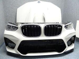 Frontpaket BMW X3M F97 Frontmaske Kühlerpaket Scheinwerfer LED Adaptive Radiator