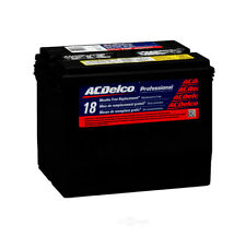 Battery Red Acdelco Pro 75p Fits Pontiac G6