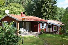 Ferienhaus Schweden  80 m. zum See-Angeln inkl.Boot wandern,fahrradfahren,baden