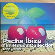 3CD NEW - PACHA IBIZA HOUSE COLLECTION 2000-09 Pop Club Dance Music 3x CD Album
