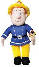 """Ufficiale NUOVISSIMO 17 """"Pompiere Sam PELUCHE MORBIDO GIOCATTOLO TEDDY Pompiere Sam"""
