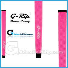 Feeltec G-Rip Wave Pistol Putter Grip - Neon Pink + Tape