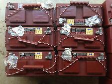 SET OF 6 BRAND NEW SCS225 12 VOLT TROJAN GOLF CART BATTERIES FOR GEM CARS