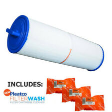 Pleatco Pcal60-F2M Filter Cartridge Cal Spa Victory 60 w/ 3x Filter Washes