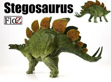 Stegosaurus dinosaurs 8 inches Figure model real type FloZ Collectible