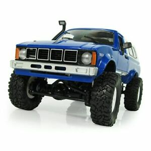 For WPL C24K 1:16 Scale 4WD Truck Buggy Crawler Off Road RC Car Assembly DIY Kit