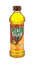 LOT OF 6 OLD ENGLISH LEMON FURNITURE OIL 16 OZ BOTTLE Case