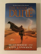 The Winds of Dune by Brian Herbert and Kevin Anderson (2009, Hardcover)