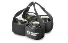 Drakes Pride - Four Bowl Carrier - Black- Bowls Carry Bag