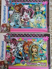 2 Tolle Monster High Puzzle 250 + 500 Teile