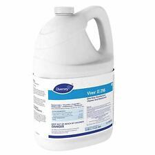 NEW Diversey Virex II 256 Broad Spectrum Disinfectant 1-Gallon, 3-Pack