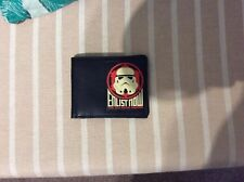 Storm Trooper Wallet - Black