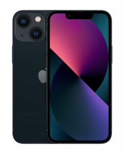 Apple iPhone 13 Mini - 128GB - SCHWARZ - MITTERNACHT - OVP - SIMLOCKFREI WOW