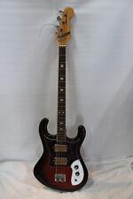 Vintage Tempo Bass Guitar (Japan) - Vintage - Wood Pickups
