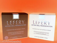 Lefery Active Cell Regeneration Anti Wrinkle Cream Day & Night Cream UK Seller