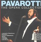 Luciano Pavarotti The Opera Collection box CD NEW 14-disc 16-page booklet