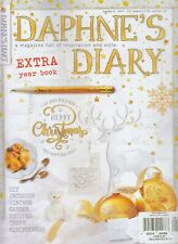 DAPHNE'S DIARY MAGAZINE 2019 ISSUE #8 PAPER LOVERS XTRA YEARBOOK MERRY CHRISTMAS