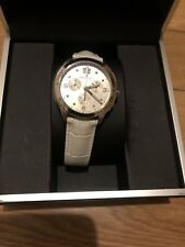 Maurice Lacroix Miros Silver Dial Chronograph Ladies Watch MI1057-SS001-150