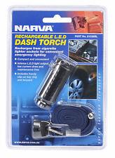 Narva Rechargeable LED Dash Torch 12V 81036BL