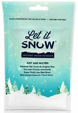 Let it Snow Neve Finta Istantanea in Polvere per Slime – Neve (4 litres)