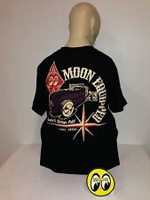 Mooneyes t-shirt size XL original 32 roadster hot rod  ford