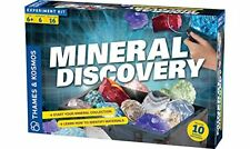 Thames & Kosmos 665105 Mineral Discovery Kit
