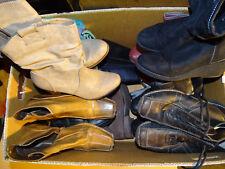 Damen Winter Schuhe-10 Paar im SET Gr.36+37 - für Wiederverkäufer-DWS-37-004
