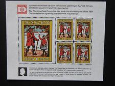 Denmark Christmas Stamp Christmas Seal Foundation Hafnia 19 00004000 76 Cv about 70 Usdlr