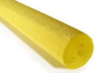 Crepe Rollo de Papel 180g (50X250cm) Amarillo (Tonos 575)