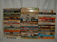 Lot of 62 Western Paperback Books Lot #3 Very Good