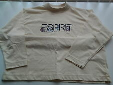 ESPRIT GIRLS SLEEVED T SHIRT SIZE 116/122
