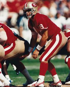 Steve Young San Francisco 49ers 8x10 Photo