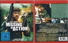 MISSING IN ACTION --- Blu-ray --- Chuck Norris --- Klassiker --- Uncut ---
