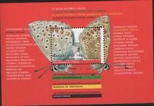 Nederland NVPH 1556 Vel Natuur en Milieu Vlinders 1993 Postfris