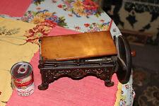 Antique German Gesetzl Geschutzt Tobacco Leaf Cutter-Highly Detailed-Works