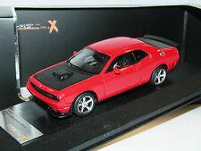 Premium X Models PR0032, Dodge Challenger SRT10, 2009, red/black, Resin, 1/43