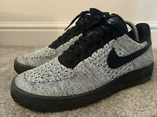 NIKE AIR FORCE 1 ULTRA FLYKNIT LOW in GLACIER BLUE DESIGNER Trainers SIZE UK 10