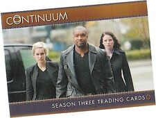 Continuum Season 3: P3 Promo Card - 2015 Spring Non Sports Philly Card Show