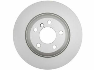 For 2015-2016 BMW 435i xDrive Gran Coupe Brake Rotor Rear Raybestos 93341MB