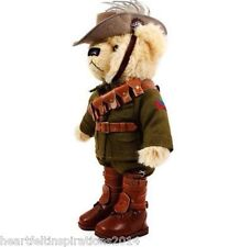 The Great War Limited Edition Trooper Jones Light Horse Collectable Teddy Bear