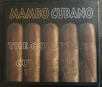Mambo Cubano - The Golden Age Of Cuban Music 1940-1960 Box 2XCD mint