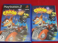 PS2 PS3 CRASH TAG TEAM RACING PLAYSTATION 2 PS2