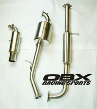 OBX Catback Exhaust For 2004 To 2008 Mazda 3 2.0l 2.3L Sedan