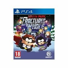 South Park The Fractured But Whole (PS4) *New* Playstation 4 Video Game