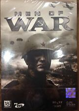 NEW*SEALED PC Game MEN OF WAR (PC) (DVD) BRAND NEW FACTORY SEALED