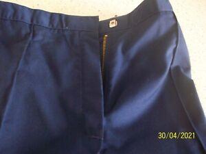 Premier Nurses Trousers in Navy Blue BNWT